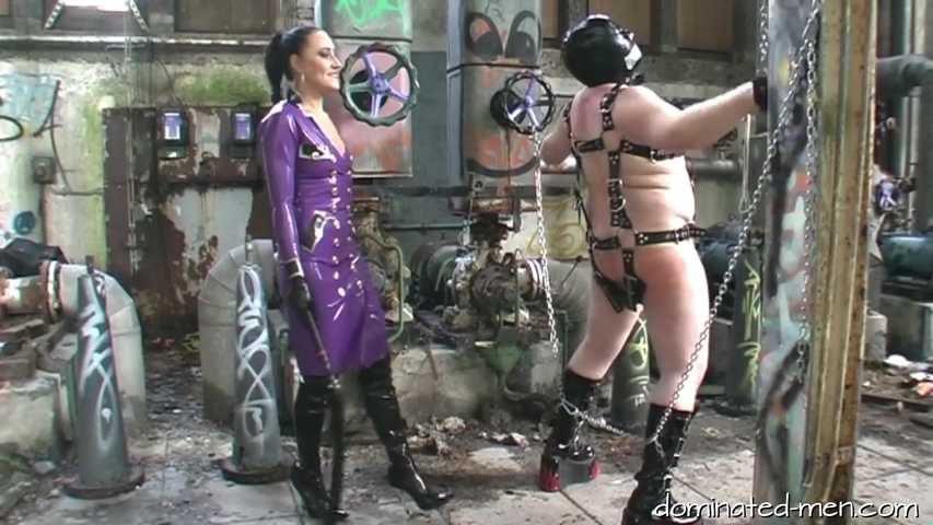 The Baroness - Strafe für den Spanner