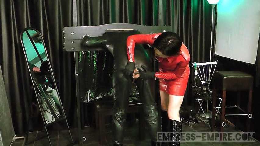 Baroness Mercedes - Als Strafe die Faust