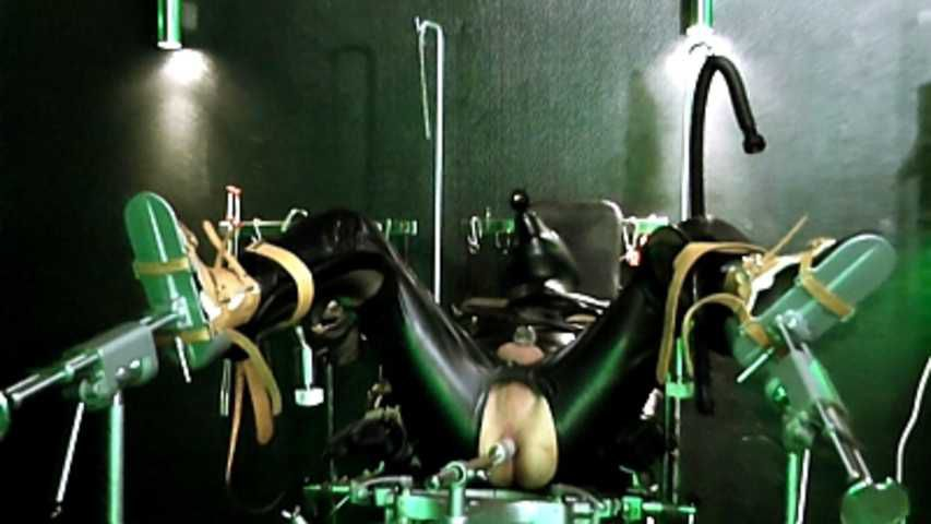 Lady Isis - Rubber Object for Use Part1