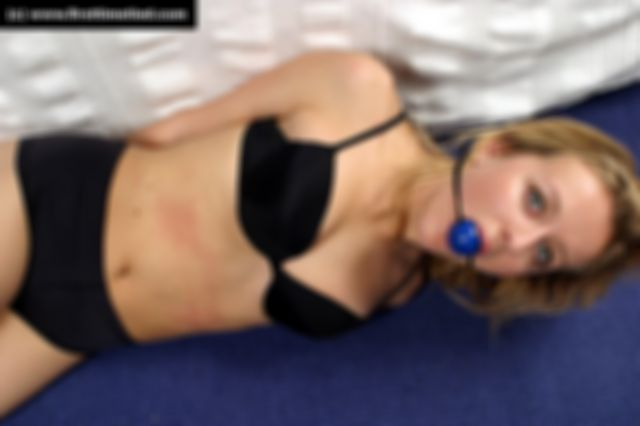 ANKI HOGTIED THE VERY FIRST TIME
