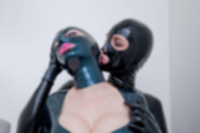 Latex Kiss