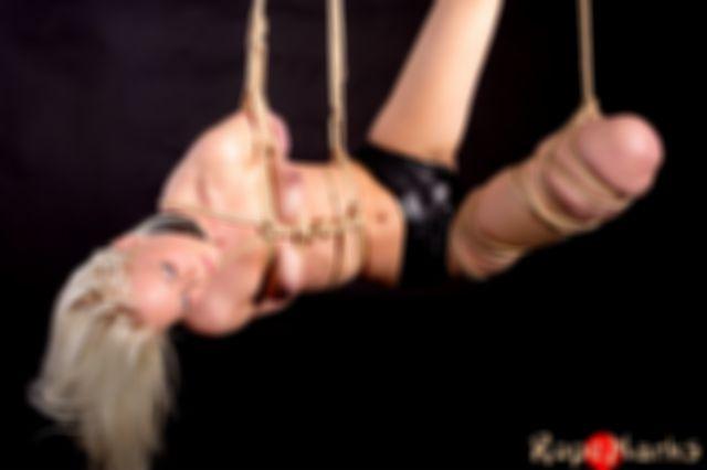 Doing Daisy sideways - a kataashi yokozuri