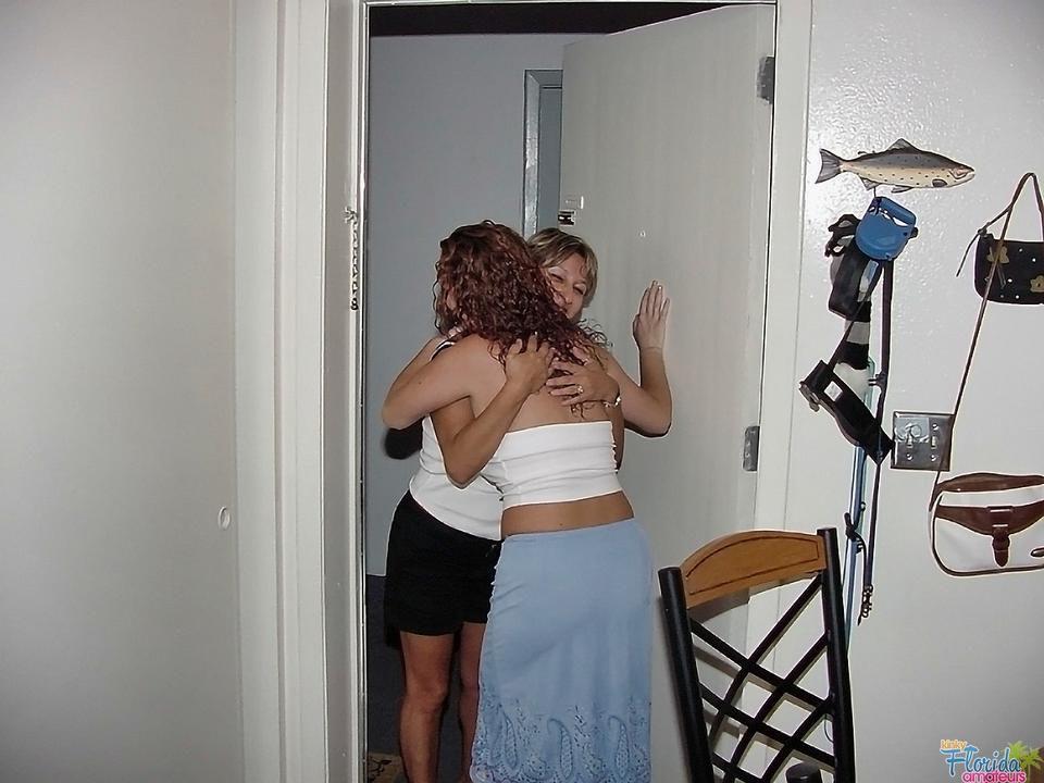 Part 1 - Teen Chynna And Milf Beth - Lesbian Fun