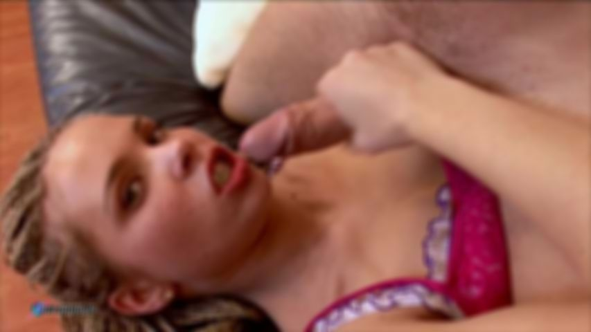 Vanessa Likes To Stimulate By Blow- And Handjob