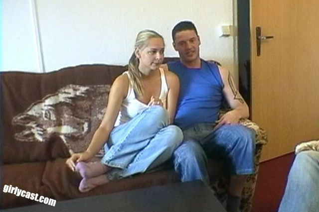 Sweet Teen Suzi Home Made Casting