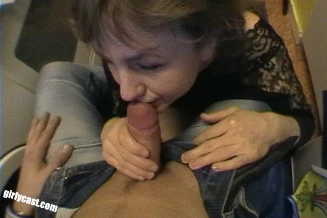 Milf Doris application video with blowjob