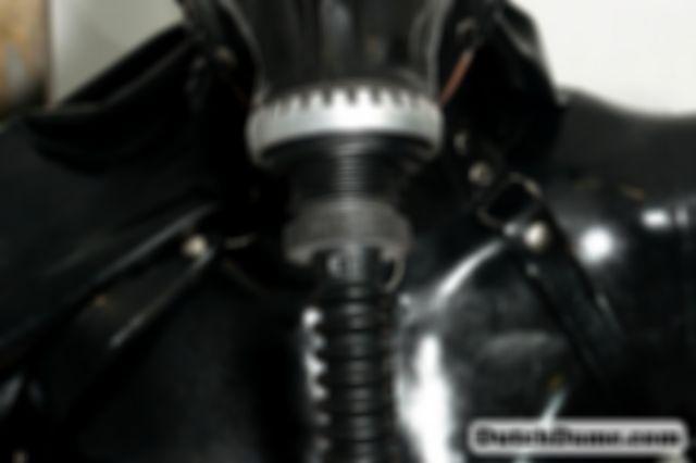 Black Out Gasmask