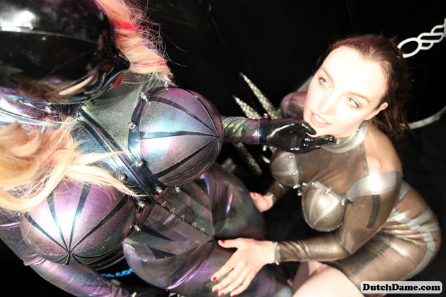 A Day With Latex Lucy