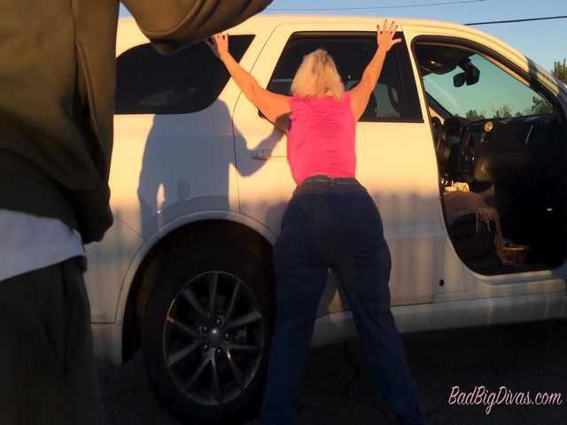Dangerous Roadside Curves 2 Amber Conners  & Sasha Sweets Part 2