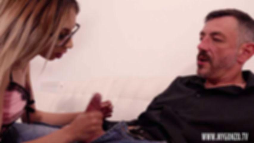 Candie Cross S01E12 - Candie Cross Seduces Dieter Von Stein During Her Photo Shoot