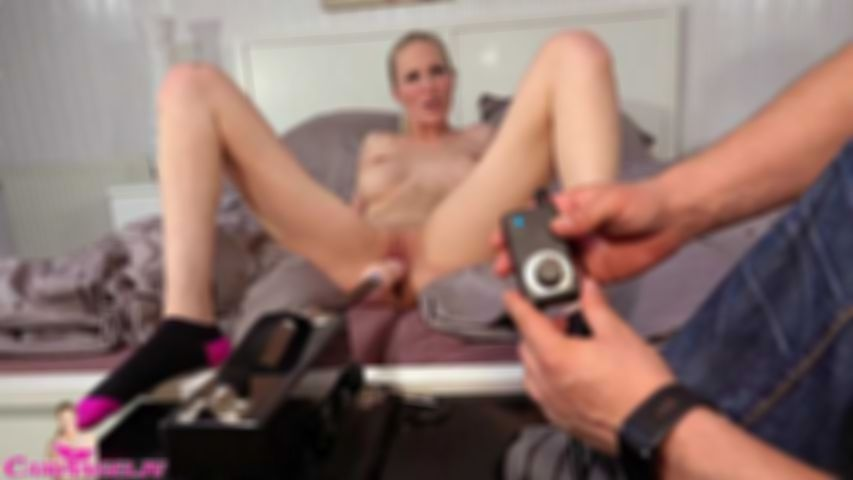 Horny fucking machines Casting incl. Anal!