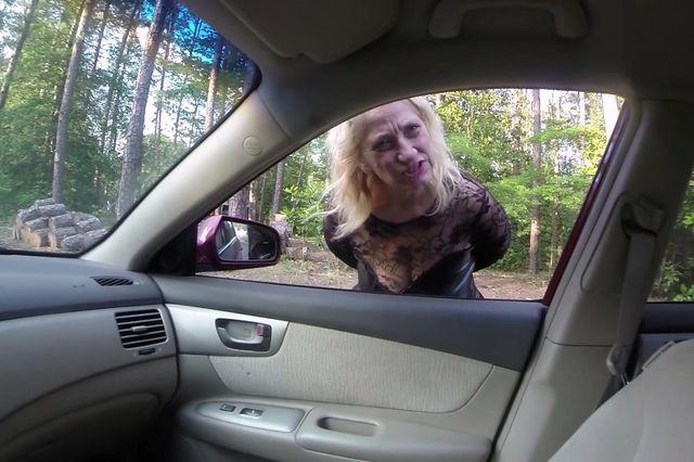 Amber Conners - Dangerous Roadside Curves Full Scene