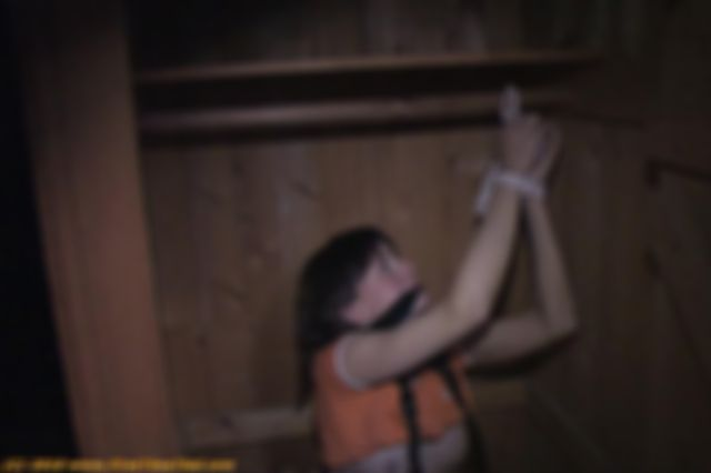 KATARINA TIED UP AND DOMINATED IN THE ATTIC 1