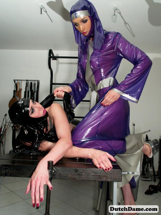 Latex Nun Fun