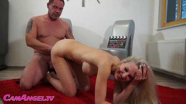 My very first anal sex