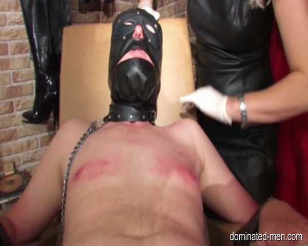Syonera von Styx  - First Time a Slave (Part2)