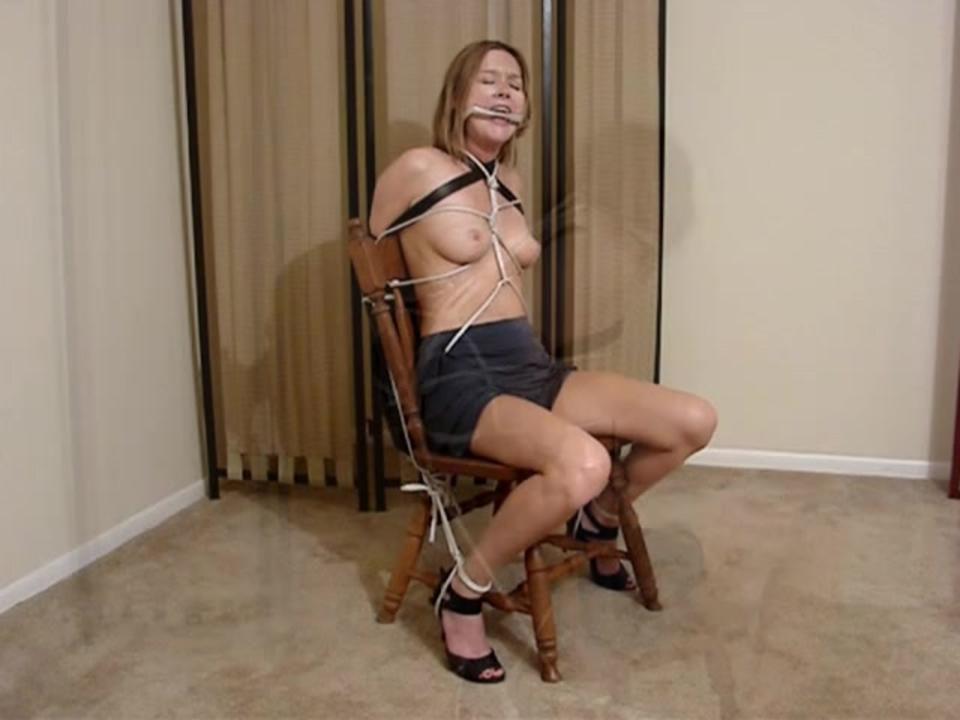 Star 9 Armbinder Punishment - 1