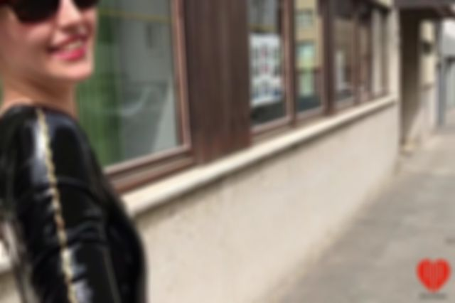 Walking in the streets of Vienna
