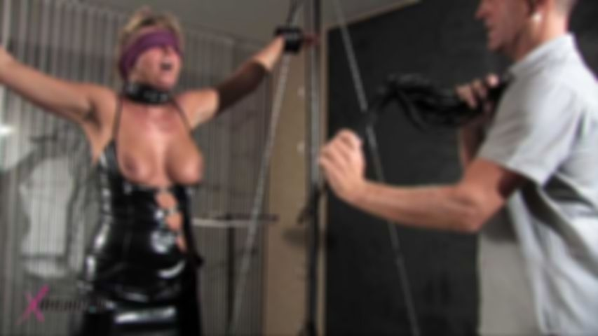 Maria And Her Man Like It To Play The Exciting BDSM Game