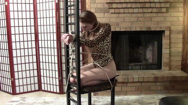 Rachel Lilly's Bondage Punishment 8