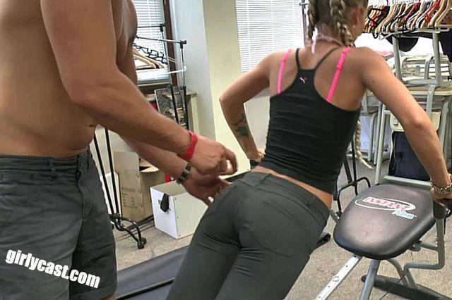 Pia - Fickness statt Fitness