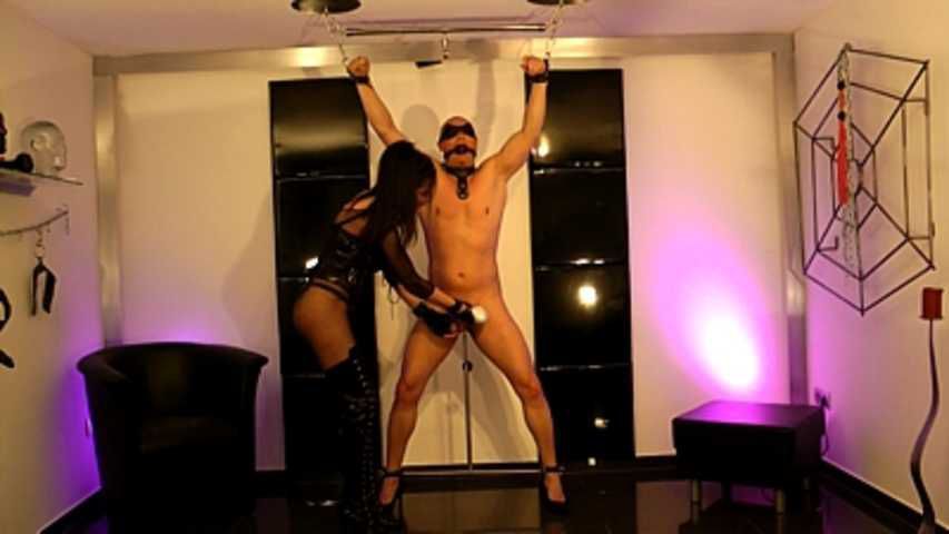 Mistress Zita - Make him to my Sissy