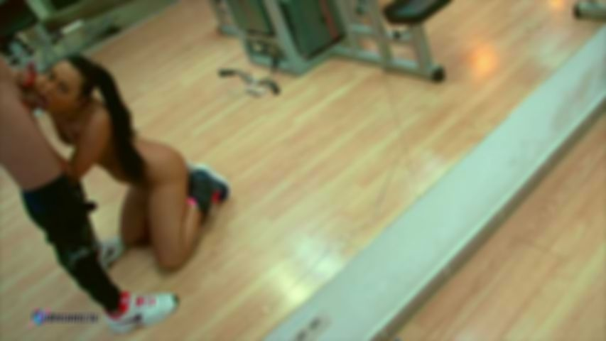 Fitness Girl Rosalina Love POV Handjob