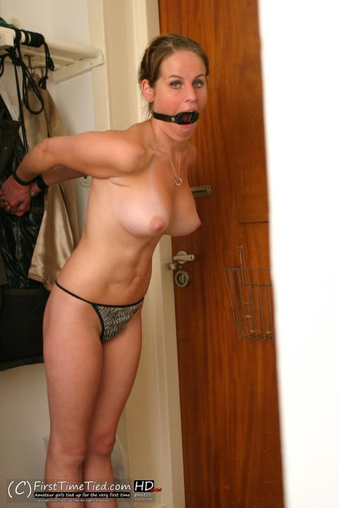 Elin captured and dominated in her own home - 4