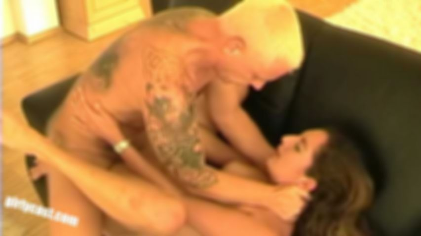 Janin fucked hard and two orgasms