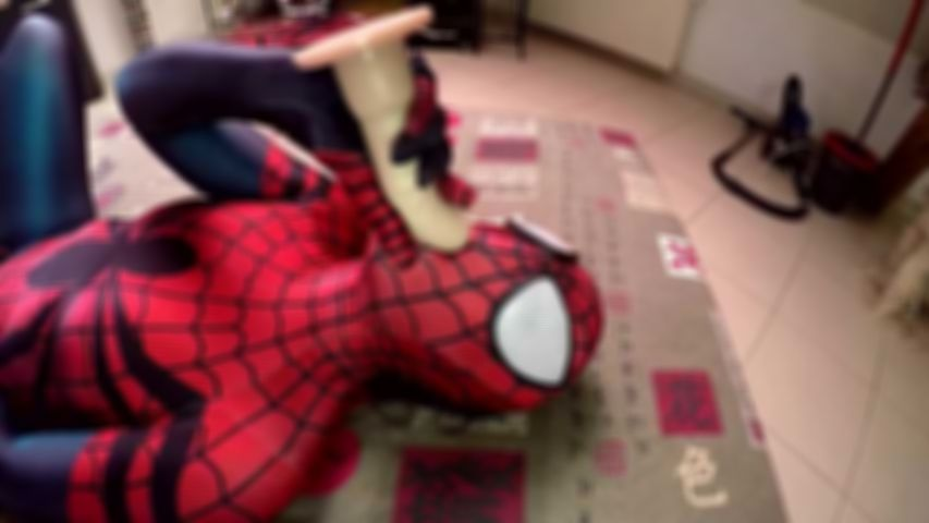 114 Missy Charme & Nora Luxia Wonder Vs Spidergirl