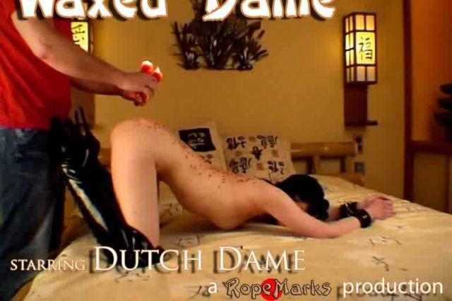 Waxed Dame
