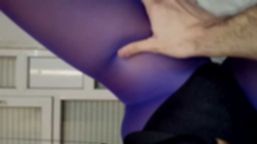 85 Catwoman fucked in pantyhose