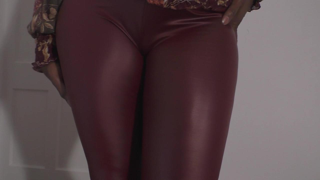 Custom: Beautiful Ebony Legs