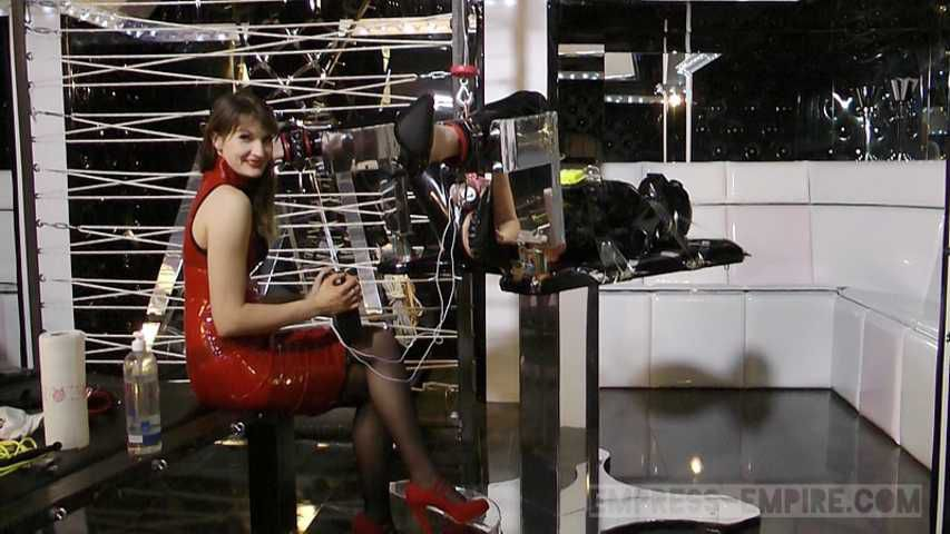 Lady Lilith - Rubbertoys Orgasm Disaster