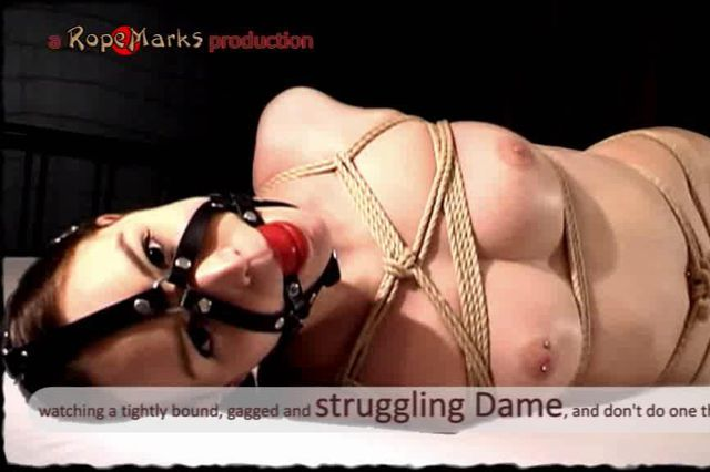 Struggling Dame - video