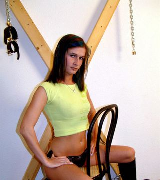 Bound and bitgagged
