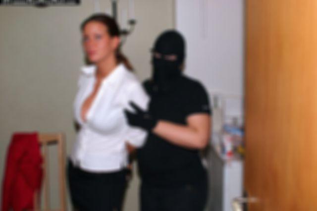 LINA THE CHIEF EXECUTIVE AND THE BURGLAR 2