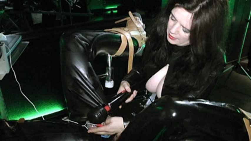 Lady Isis - Rubber Object Part2