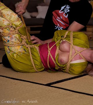 Traditional torment with RopeMarks flair, part 1/2