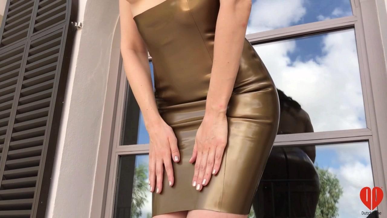 The Golden Skirt