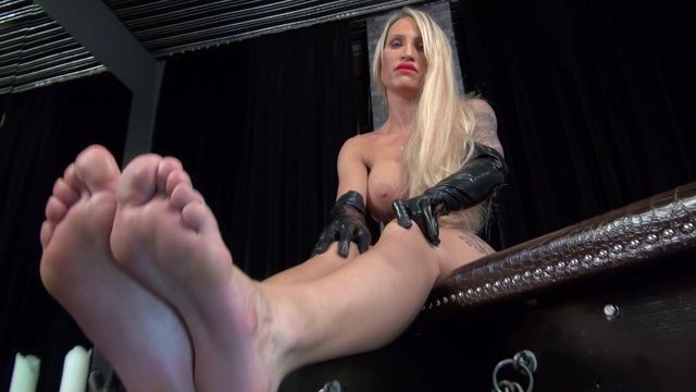 Ruined Feet Milking