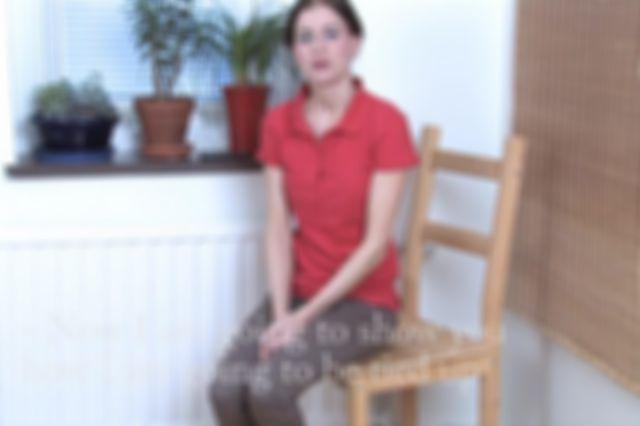 KATARINA AND THE BURGLAR AT HOME