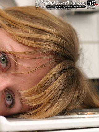 Anki captured in the kitchen by masked intruder - 2