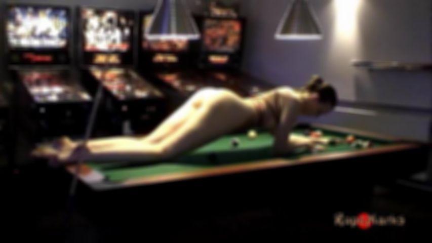 Pool table Tricks - video