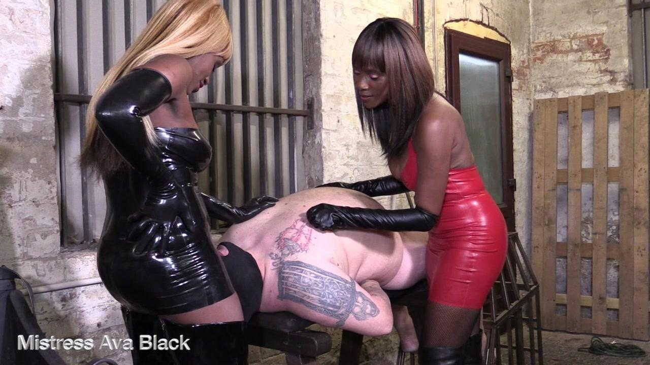 Riding slave face
