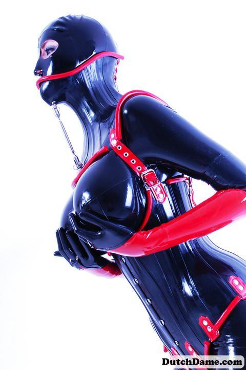 Heavy Rubber Doll!