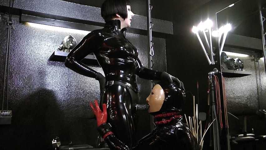 Madame Zoe - Fucked and Electro Shocked - HD Remastered 2018