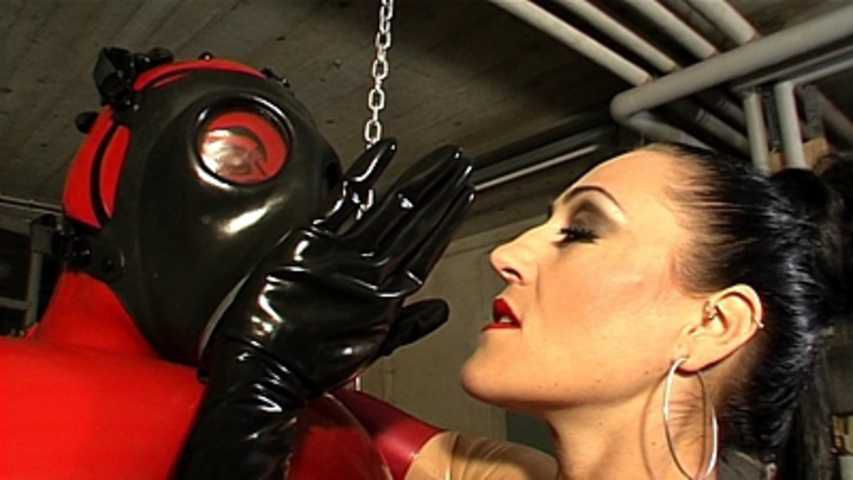 The Baroness - Inflatable Rubber Doll
