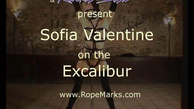 Sofia Valentine auf Excalibur