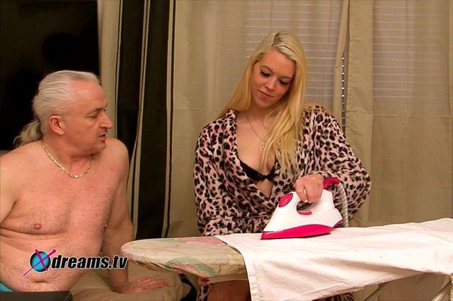 Penny's Sunday Morning Ironing Pleasure